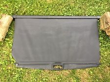 VGUC OEM 2002 JEEP GRAND CHEROKEE DARK GREY CARGO COMPARTMENT COVER SHADE
