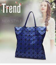 Matte Finish BAOBAO Bag Handbag Fashion Casual Tote High Capacity 7 Colour Types