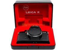 Leica R5 nera, fotocamera reflex a pellicola, garanzia 12 mesi.