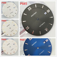 33mm Goutent/Sterile Watch Dial Fit Mingzhu/DG 2813/3804,Miyota 8205/8215 Series