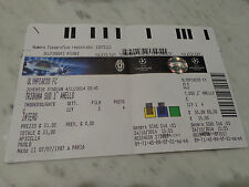 Billet Ticket Champions League Juventus FC Vs Olympiacos 04-11-2014