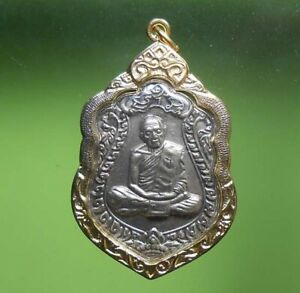 PERFECT LP TIM OLD THAI BUDDHA AMULET HOT PENDANT VERY RARE !!!