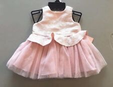 NWT! NANETTE LEPORE 1078434 Holiday Party TUTU Dress, 6 Months - Pink