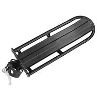 Aluminum Alloy Bike Bicycle Front Rack Luggage Shelf Carrier Panniers Bracket/