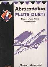 Duo Flute Sheet Music & Song Books