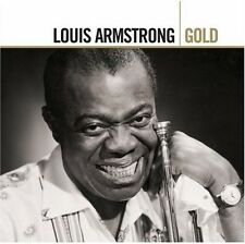 Louis Armstrong, Oscar Peterson - Gold [New CD] Rmst