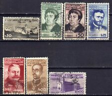 Portuguese Guinea sc#251-257 (1946) Discovery of Guiné full set VF Used