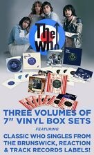 """THE WHO - ULTIMATE, LTD. EDITION, 7"""", 45 RPM, 28 DISC, HEAVYWEIGHT - VINYLbundle"""