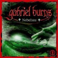 "GABRIEL BURNS ""TEIL 8 - NEBELSEE"" CD NEW"