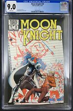 Moon Knight #26 CGC 9.0 12/82 3936136015 - Doug Moench story; Sienkiewicz art