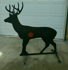NEW Deer Silhouette Animal Game Steel Shooting TARGET 5.5 FEET TALL Full Size