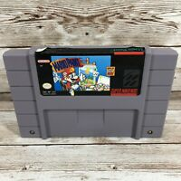 Mario Paint Snes Works Tested Authentic Game Cart Only Super Nintendo