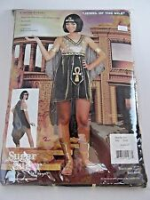 Size Small Womens Cleopatra Nile Cosplay Halloween Sexy Costume Party