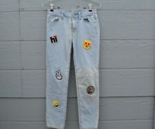 GAP KIDS GIRLFRIEND VINTAGE JEAN ( US SIZE 10 R ) PRE-OWNED