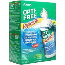 OPTIFREE Replenish Lösung 2X300ml PZN 679003