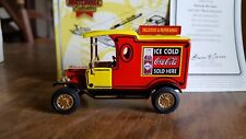 MATCHBOX MODELS OF YESTERYEAR YPC04M Coca Cola ICE COLD avec certificat