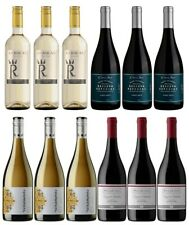 """Chilean Red & White """"Burgundy Varietal"""" Wine Lovers Selection (12 x 75cl)"""
