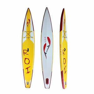 Boutique ROI iSUP Inflatable SUP 14' V-shape Pro Racer
