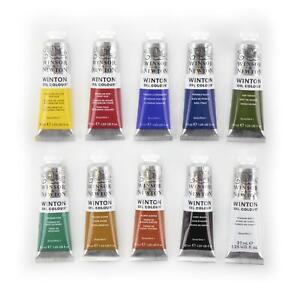 Winsor & Newton Winton Oil Colour 37ml 200ml Tubes MULTIBUY OFFERS