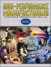High-Performance Manufacturing Softcover by McGraw-Hill Education