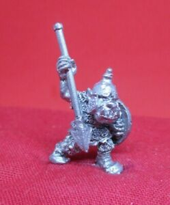 Warhammer Lord of the rings citadel 1985 metal ME74 SNAGGA GOBLIN C