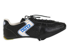 Vintage leather cycling shoes eroica Detto Pietro 42