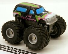 Ford Bronco THE SQUASHER Monster Truck Micro Machines Tuff Trax Series RARE