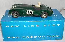 MMK 10 JAGUAR C L M 53  #18  GREEN  RESINE  LTED.ED.  250UNITS  MB
