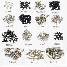 260 Laptop Screws Set HP IBM TOSHIBA SONY DELL GATEWAY LENOVO SAMSUNG THINKPAD