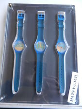 SWATCH-SPECIAL + Folon SET In Display + NUOVO/NEW