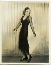Dorothy Lee Silent Film Star Vintage 1920's Fashion Glamour Original Photo snipe