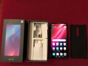 Xiaomi Mi 9T 128GB + 6GB CARBON BLACK smartphone sbloccato no samsung iphone pro