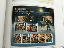 GB 2010 Commemorative Stamps~Christmas~M/S~Unmounted Mint Set