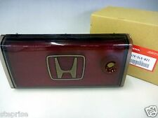 HONDA NSX Type S & Type S Zero Titanium color H-logo REAR BACK PANEL GARNISH