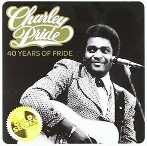 Charley Pride - Charley Pride: 40 Years Of Pride [New CD] Australia - Import
