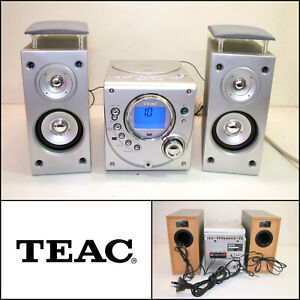 TEAC MC-D50 CD Radio Micro Hi-Fi System