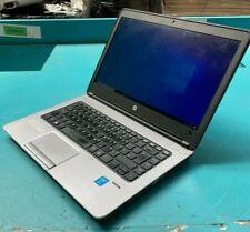 HP ProBook 640 G1 - Intel 4210M @2.60GHz 4GB RAM 500GB HDD WIN 10 PRO