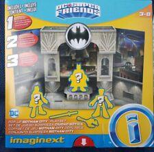 Imaginext DC Super Friends Gotham City Mystery Playset Batman Fisher Price 2020