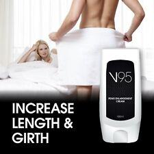 V95 PENIS ENLARGEMENT CREAM ENLARGER GET A MASSIVE PENIS HAVE GREAT SEX NOW