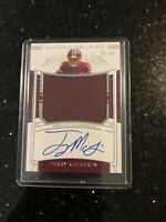 Terry McLaurin 2019 National Treasures On Card Auto Patch 85/99 RPA REDSKINS