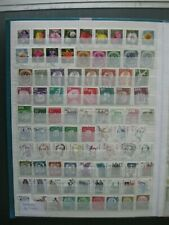 ALBUM PAGE GERMANY   , 86  ALL DIFFERENT  STAMPS,   TOP QUALITY