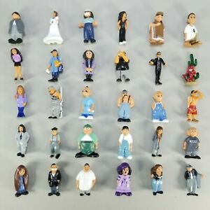 "Lot of (30) Lil Homies & Mijos 1.75"" Mini Figures Some Series 1 NO DUPLICATES"