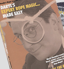 Expert Rope Magic Made Easy by Daryl - #1 from Murphy's Magic