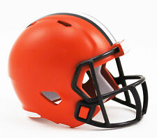 NFL American Football CLEVELAND BROWNS Riddell SPEED Pocket Pro Helmet  LOOSE