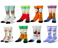 Odd Sox - South Park Socks - Kenny / Towlie / Chef / Cartman / Stan