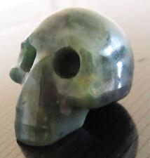 Crâne Quartz vert 21 grammes