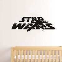 Star Wars Wall Decor Removable Vinyl Decal Kids Wall Sticker Home Art DIY V