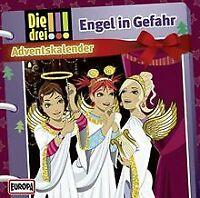 Engel in Gefahr von Die Drei !!! | CD | Zustand gut
