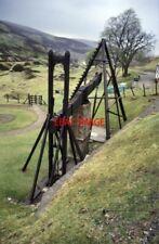 PHOTO  2003 WANLOCKHEAD BEAM ENGINE DUMFRIES  WATER-BALANCE BEAM PUMPING ENGINE