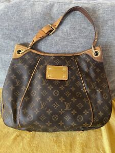 Louis Vuitton Galliera PM. 100% Authentic W Certification. LV Monogram Bag Tote